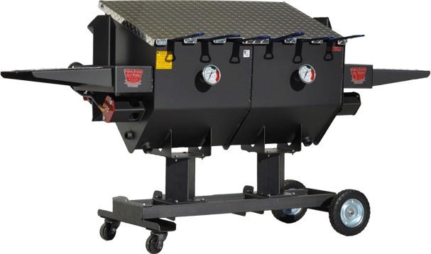 Ff6 R R Amp V Works 17 Gallon Outdoor Cajun Deep Fryer