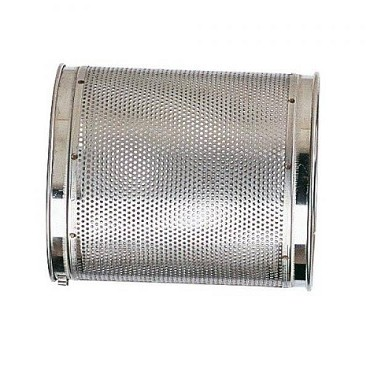 "Robot Coupe 57007 - Perforated Basket For CJ80 - 1mm (1/32"")"