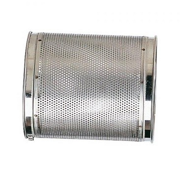 "Robot Coupe 57156 - Perforated Basket for CJ120 - 3mm (1/8"")"