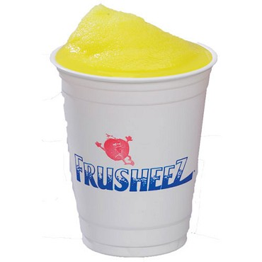 Gold Medal 1214 - Special Print Frusheez Cups, Plastic 14 ounce, 1,000 per Case