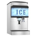 Hoshizaki DM-4420N - Ice & Water Dispenser, 22