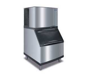 Manitowoc ID-0302A/B-400 - Indigo Cube Ice Machine with Bin, Air Cooled