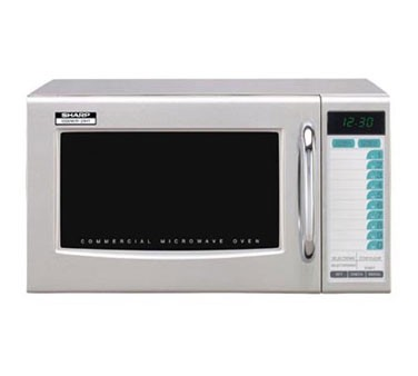 Sharp R 21ltf Microwave Oven 1000 Watts All Stainless