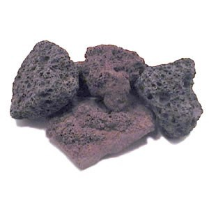 "Star LR-SM8 - Replacement Lava Rock (one 8 lb bag needed per every 12"" width)."