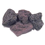 Star LR-SM8 - Replacement Lava Rock (one 8 lb bag needed per every 12