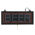 Aarco BEE06S - LED Sign, 16-1/8