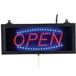 Aarco OPE02S - LED Sign, 16-1/8
