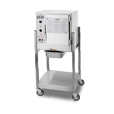 AccuTemp S62083D120 SGL - Convection Steamer & Stand, electric, connectionless,12kw, 208/3ph