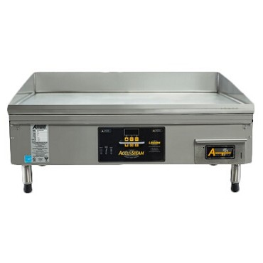 "AccuTemp EGF4803B4850-T1 - Countertop Griddle, 48"" x 24"" surface, electric, 480V"