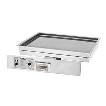"AccuTemp EGD4803B3600-00 - Drop-In Griddle, electric, 34""W x 23.5""D surface"