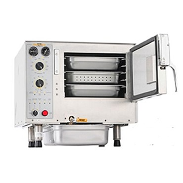 AccuTemp S32403D130 - Convection Steamer, countertop, electric, connectionless, 13kw, 240/3ph
