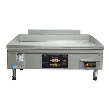 "AccuTemp PGF1201B4850-T1 - Countertop Griddle, LP gas, 48""W, 1119 sq.in. area"