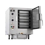 AccuTemp S62083D080 - Convection Steamer, countertop, electric, connectionless, 8kw, 208/3ph