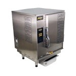 AccuTemp N61201D060 - Connectionless Convection Steamer, countertop, natural gas, 120/1ph