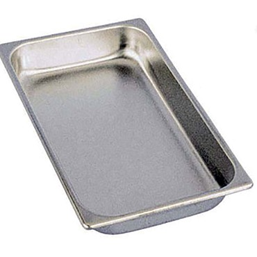 "Adcraft 165F6 - Deli Pan, full size, 6"" deep, fits 15-3/4"" x 9-1/4"" opening"