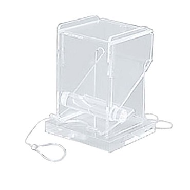 "Adcraft ATD-4S - Toothpick Dispenser, 2-5/8"" long, clear acrylic construction, di"