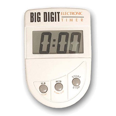 Adcraft BED-20 - Big Digit Timer
