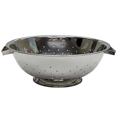 Adcraft COL-5 - Colander, 5-qt. Stainless Steel