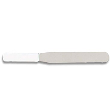 "Adcraft CUT-10ISWH - 10"" Icing Spatula, NSF Approved Advantage Series Line"