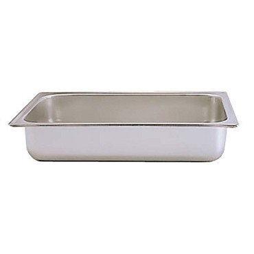 OVERSTOCK Adcraft DWP-200 - Chafer Water Pan Full Stainless Steel