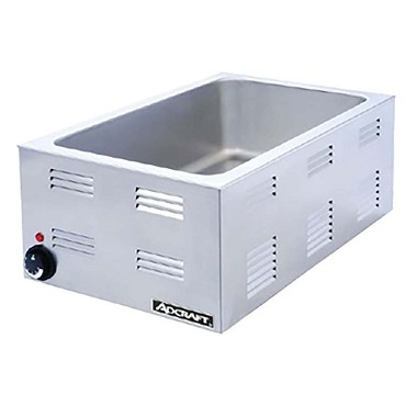 Adcraft FW-1200W - Electric Countertop Food Warmer, 1200 watts