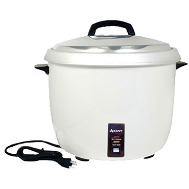 Adcraft RC-0030 - Rice Cooker, Electric 30 Cup Capacity