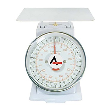Adcraft SCA-324 - Portion Control Scale, dial type, top loading counter model, dua