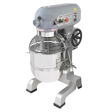 Adcraft BDPM-30 - Planetary Mixer, 30 qt., 3-speed, floor model, gear driven transmission