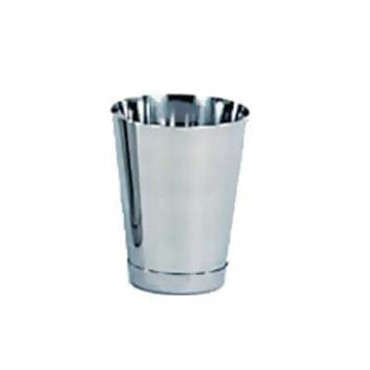 Adcraft MBS-16 - Mini Bar Shaker, 16 oz., 18/8 stainless steel.