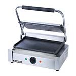 Adcraft SG-811E/F - Panini Grill, Single