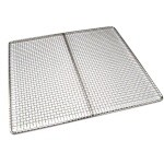 Adcraft GR-14H - Nickel Plated Tube Screen Grate, 13-3/4 x 13-3/4 in.