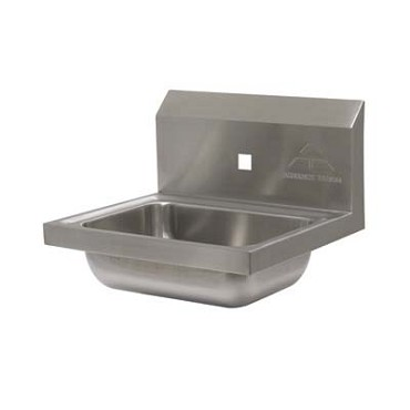 "Advance Tabco 7-PS-71 - Hand Sink, wall model, 14"" wide x 10"" front-to-back x 5"""