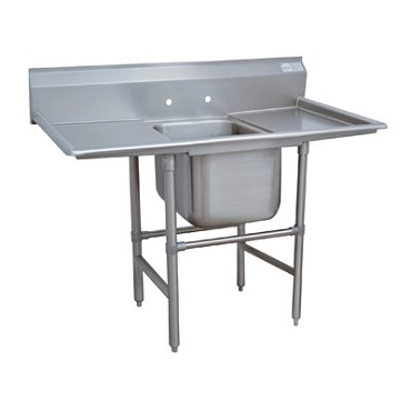 Advance Tabco 94-81-20-18RL - Regaline Sink, 1-compartment, with left & right-ha