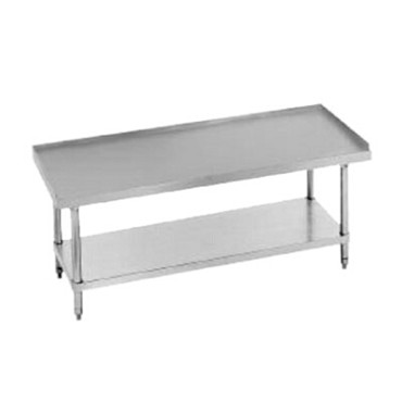 "Advance Tabco EG-LG-246-X - Lite Series Equipment Stand, 72""W x 24""D x 25""H (ov"