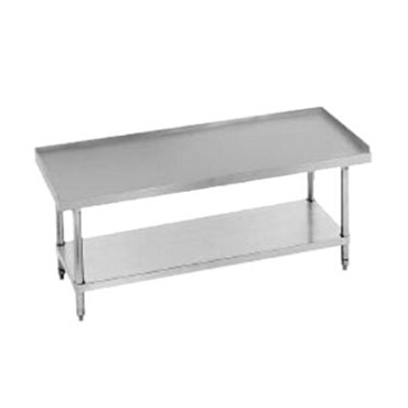 "Advance Tabco ES-244 - Equipment Stand, 48""W x 24""D x 25""H (overall), 24"" workin"