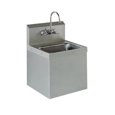Advance Tabco 7-PS-747 - Hand Sink, class 2 upgrade, security unit, wall model,