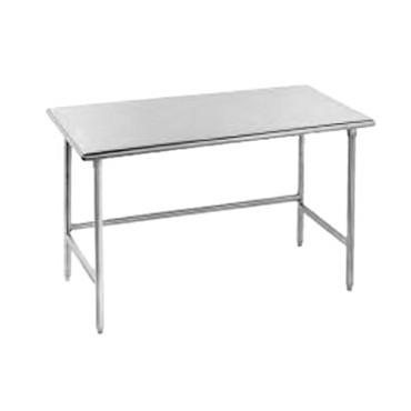 Advance Tabco TSS-3612 - Work Table, 144 x 36 inch, 14 gauge 304 stainless steel
