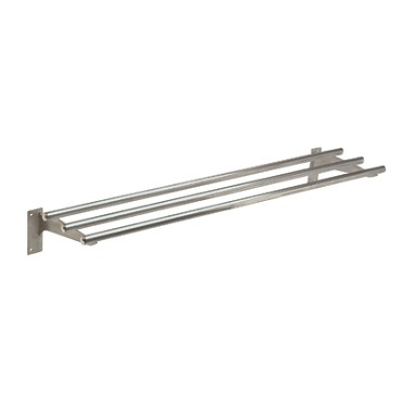 "Advance Tabco TTR-3 - Stationary Tubular Tray Slide, 47.125"" long, stainless steel, fo"