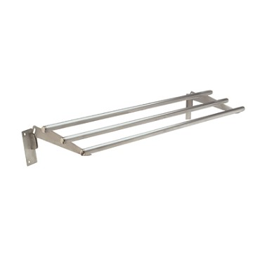 "Advance Tabco TTR-2D - Drop-Down Tubular Tray Slide, 31.812"" long, stainless steel, for"