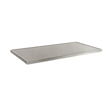 "Advance Tabco VCTC-3010 - Countertop, 120""W x 30""D, no backsplash, 16 gauge 304"