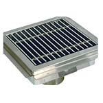 Advance Tabco FD-1 - Stainless steel Grate, for FDR-1212 floor drain