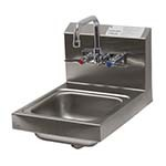 Advance Tabco 7-PS-23 - Hand Sink, wall model, 9