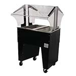 Advance Tabco B2-CPU-B - Triumph Portable Cold Food Buffet Table, ice cooled, (2) pan siz