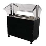 Advance Tabco B3-CPU-B-SB - Triumph Portable Cold Food Buffet Table, ice cooled, (3) pan siz