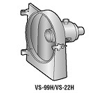 Alfa VS-22H - Housing w/Brass Bushing & Safety Latch, #22 Hub