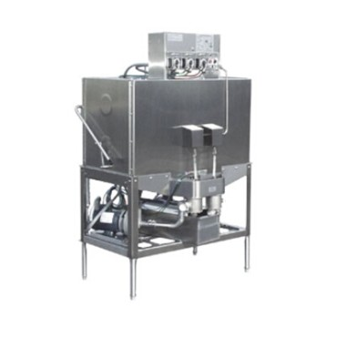 American Dish 5AG-S - Door-type Low Temp Dishmachine, 74 Racks/Hr.