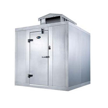 AmeriKooler DC080877**FBSC-O - Outdoor Walk-in Cooler With Floor, 8' W x 8' L