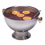 American Metalcraft ALLEGPBWL15 - Allegro Stainless Steel Punch Bowl, 14 qt.