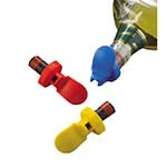 American Metalcraft EBSS311 - Bottle Stopper, 3 Pack, (Case of 72 Packs)