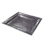 American Metalcraft HMSQ22 - SS Serving Tray, Square, 22in., (Case of 6)